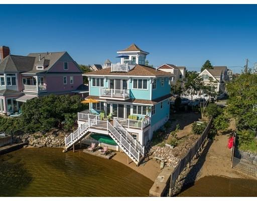 Частный односемейный дом для того Продажа на 1 Basin 1 Basin Newburyport, Массачусетс 01950 Соединенные Штаты