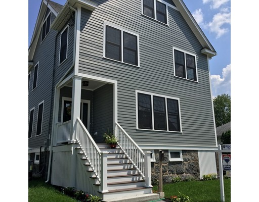 Single Family Home for Sale at 316 Park Street Boston, Massachusetts 02132 United States