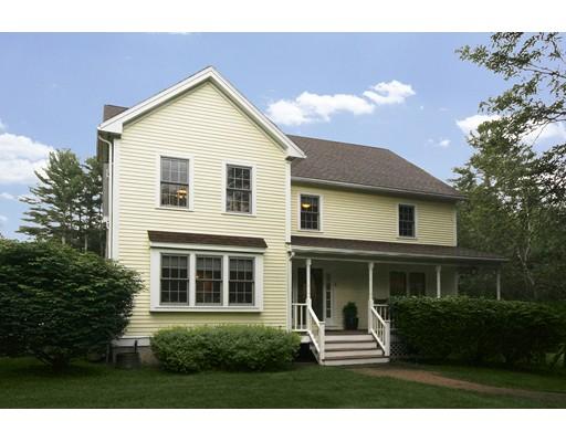 Maison unifamiliale pour l Vente à 3 Kenneth Road Georgetown, Massachusetts 01833 États-Unis