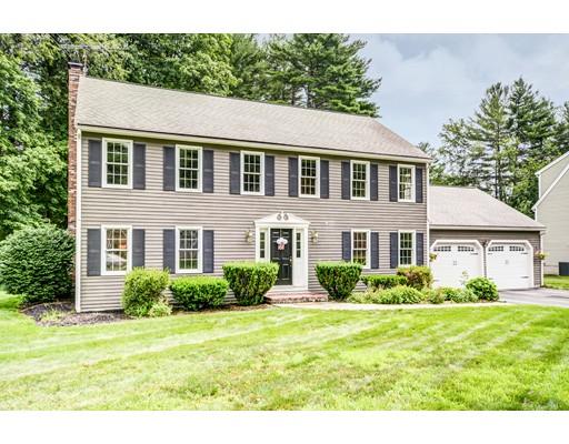 Single Family Home for Sale at 6 Joseph Road Northborough, Massachusetts 01532 United States