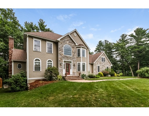 Casa Unifamiliar por un Venta en 1 Wildflower Lane 1 Wildflower Lane Groton, Massachusetts 01450 Estados Unidos