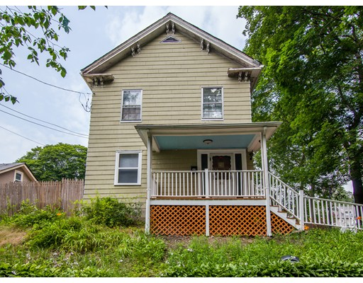 Single Family Home for Sale at 12 Chapin Avenue Boston, Massachusetts 02132 United States