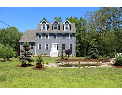 Casa Unifamiliar por un Venta en 50 Cross Street Rowley, Massachusetts 01969 Estados Unidos