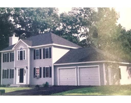Single Family Home for Sale at 61 Tibbett Circle 61 Tibbett Circle Fitchburg, Massachusetts 01420 United States