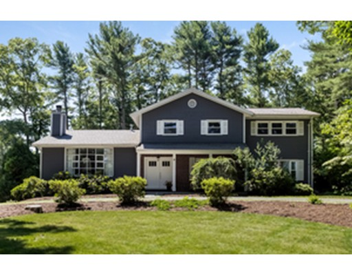 Single Family Home for Sale at 8 Winter Hill Road Mattapoisett, 02739 United States