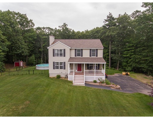 Single Family Home for Sale at 73 Gerry Drive Danville, New Hampshire 03819 United States