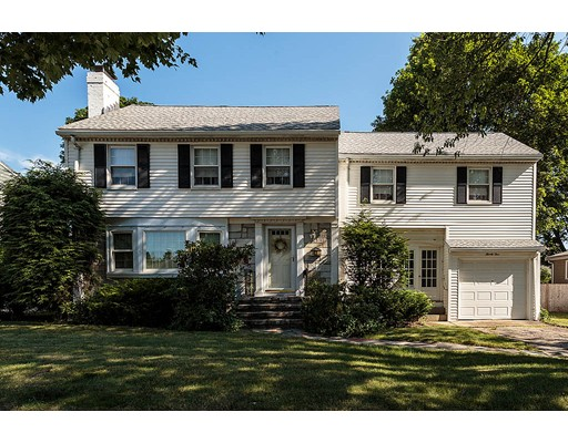 Single Family Home for Sale at 91 Betts Road Belmont, Massachusetts 02478 United States