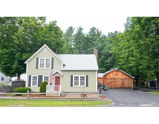 Multi-Family Home for Sale at 36 Nashua Road Pepperell, Massachusetts 01463 United States
