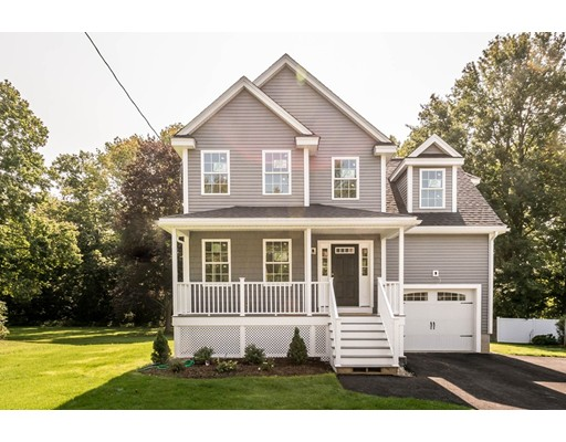 Single Family Home for Sale at 17 Mount Pleasant Street Billerica, 01821 United States