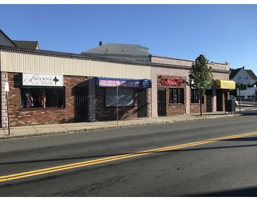商用 为 销售 在 192 Salem 192 Salem 莫尔登, 马萨诸塞州 02148 美国