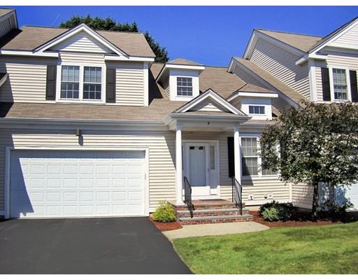 Condominium for Sale at 4 Dover Drive Burlington, Massachusetts 01803 United States