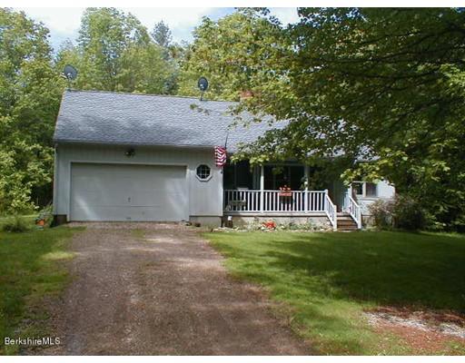 Частный односемейный дом для того Продажа на 1 Skyline Trail Middlefield, Массачусетс 01243 Соединенные Штаты