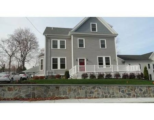 独户住宅 为 出租 在 22 Elko 波士顿, 马萨诸塞州 02135 美国