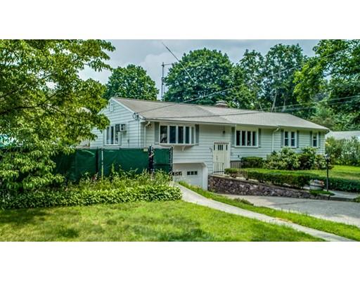 Single Family Home for Sale at 21 Putnam Road Bedford, Massachusetts 01730 United States