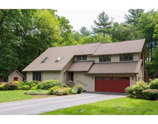 Single Family Home for Sale at 67 Edgewater Drive 67 Edgewater Drive Pembroke, Massachusetts 02359 United States