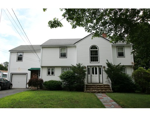 Single Family Home for Sale at 6 Lincoln Road Peabody, Massachusetts 01960 United States
