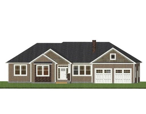 Частный односемейный дом для того Продажа на 18 Magnolia Lane, Lot BK(s) 18 Magnolia Lane, Lot BK(s) Belchertown, Массачусетс 01007 Соединенные Штаты