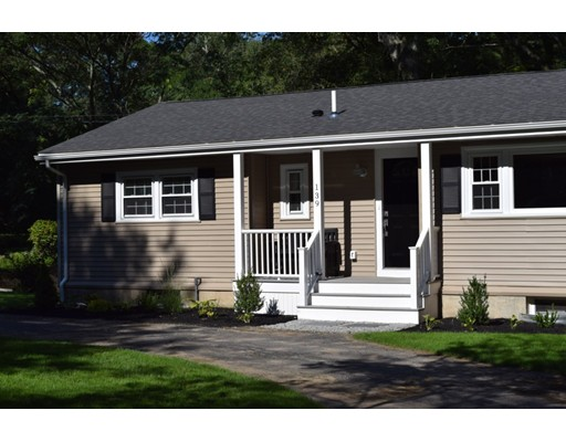 واحد منزل الأسرة للـ Rent في 139 High Hingham, Massachusetts 02043 United States