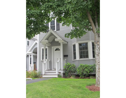Single Family Home for Rent at 199 Webster Street Newton, Massachusetts 02465 United States