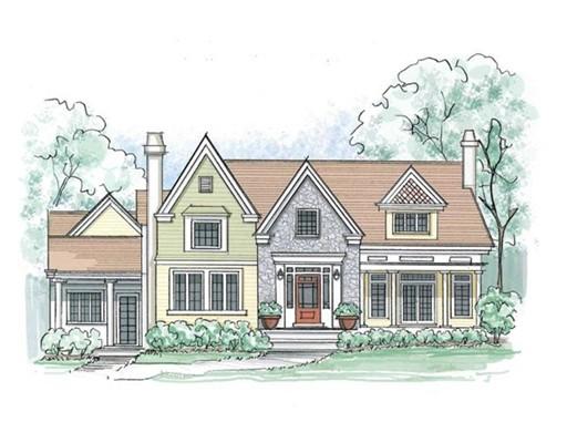 独户住宅 为 销售 在 151 Woodland Road 151 Woodland Road 米尔顿, 马萨诸塞州 02186 美国