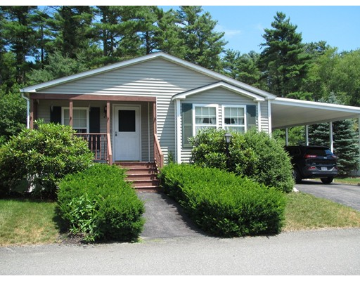 Single Family Home for Sale at 45 Jill Marie Drive Carver, Massachusetts 02330 United States