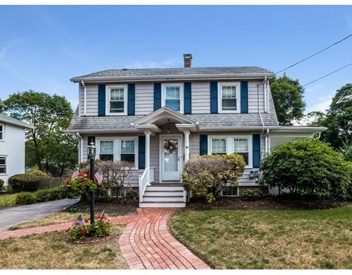 Casa Unifamiliar por un Venta en 39 Wynot Road Braintree, Massachusetts 02184 Estados Unidos
