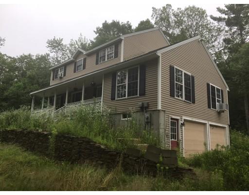 واحد منزل الأسرة للـ Sale في 171 Farm Pond Road Oakham, Massachusetts 01068 United States