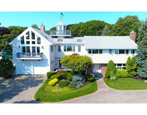 Maison unifamiliale pour l Vente à 421 Nahant Road Nahant, Massachusetts 01908 États-Unis
