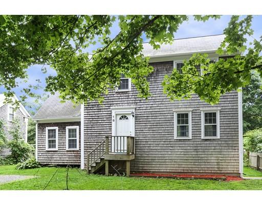 واحد منزل الأسرة للـ Sale في 16 Church Street 16 Church Street Sandwich, Massachusetts 02563 United States