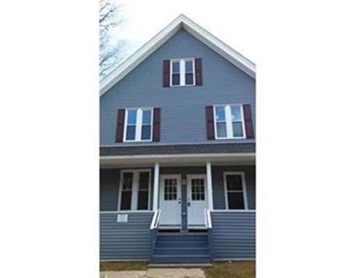 Casa Unifamiliar por un Alquiler en 184 Beech Street Holyoke, Massachusetts 01040 Estados Unidos