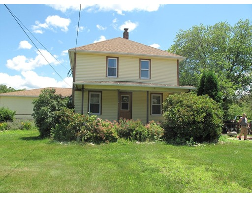Single Family Home for Sale at 149 Pleasant Street Grafton, Massachusetts 01519 United States