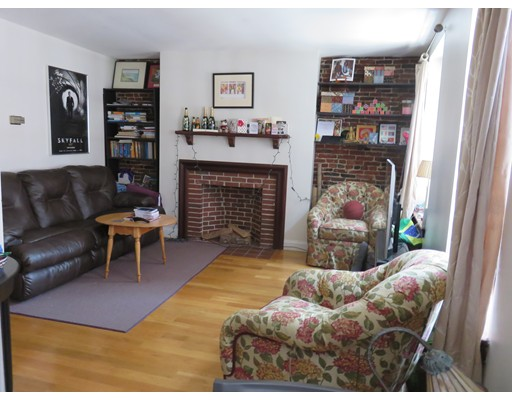 Single Family Home for Rent at 15 Sheafe Street Boston, Massachusetts 02113 United States