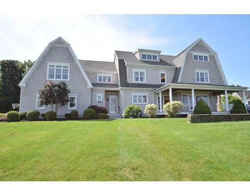 独户住宅 为 销售 在 405 Hatherly Road 斯基尤特, 马萨诸塞州 02066 美国
