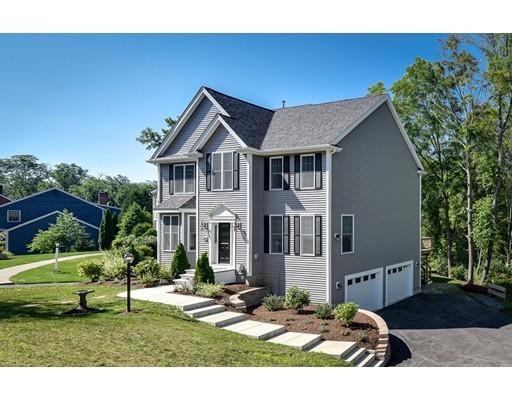 Single Family Home for Sale at 394 Davis Street Northborough, Massachusetts 01532 United States