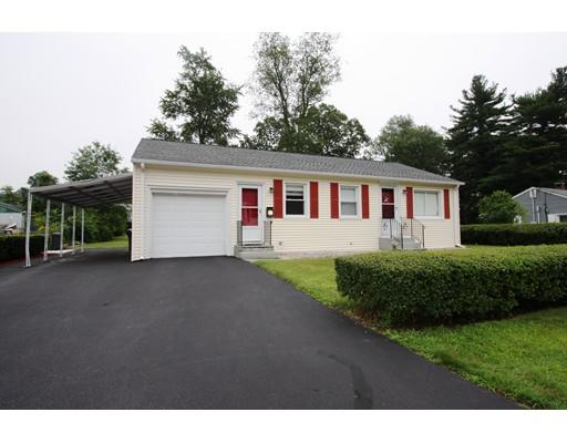 Single Family Home for Sale at 22 Waterman Road Auburn, Massachusetts 01501 United States