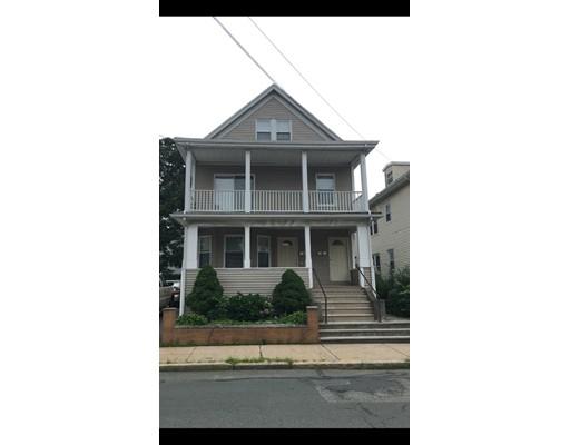 Casa Unifamiliar por un Alquiler en 38 George Street Medford, Massachusetts 02155 Estados Unidos