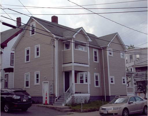 Single Family Home for Rent at 30 Linden Street Boston, Massachusetts 02134 United States
