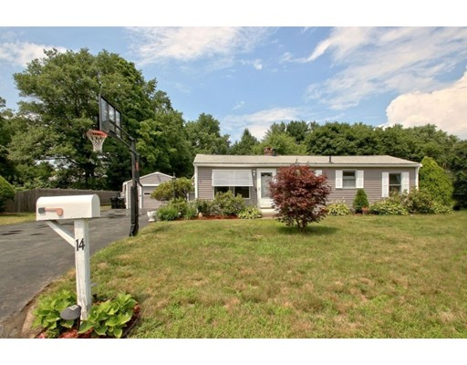 Single Family Home for Sale at 14 South Street Wayland, Massachusetts 01778 United States