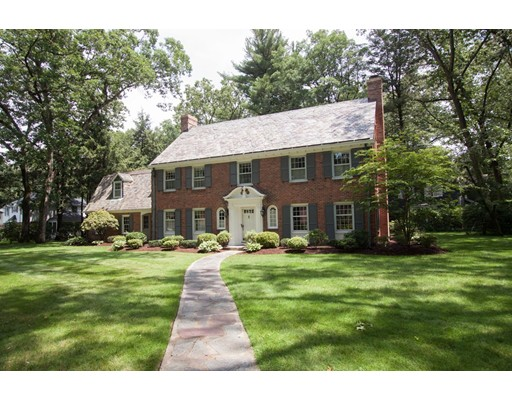 Single Family Home for Sale at 47 Normandy Road Longmeadow, Massachusetts 01106 United States