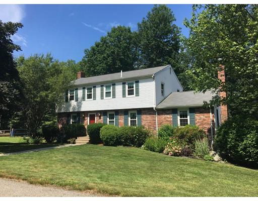 Single Family Home for Sale at 34 Venus Drive Shrewsbury, Massachusetts 01545 United States