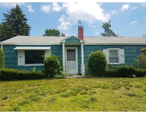 Single Family Home for Sale at 172 Skyridge Street Ludlow, Massachusetts 01056 United States