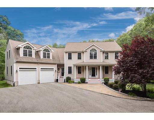 独户住宅 为 销售 在 210 Myrtle Street Rockland, 马萨诸塞州 02370 美国