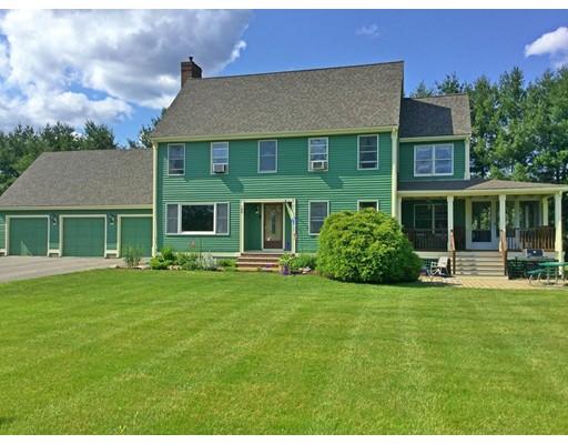 Частный односемейный дом для того Продажа на 23 Brazao Lane Lancaster, Массачусетс 01523 Соединенные Штаты