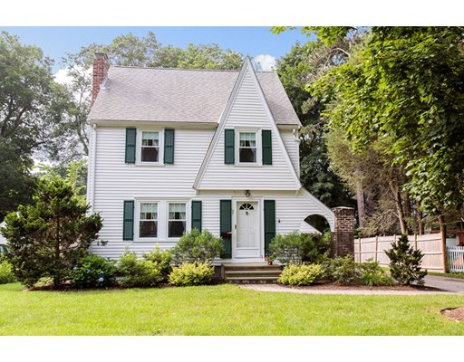 Single Family Home for Sale at 27 Pine Plain Road Wellesley, Massachusetts 02481 United States