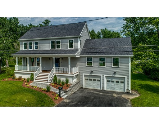 Single Family Home for Sale at 38 Rainbow Avenue Chelmsford, Massachusetts 01824 United States