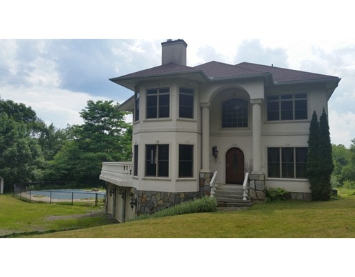 Single Family Home for Sale at 45 Marsh Hill Road 45 Marsh Hill Road Brimfield, Massachusetts 01010 United States