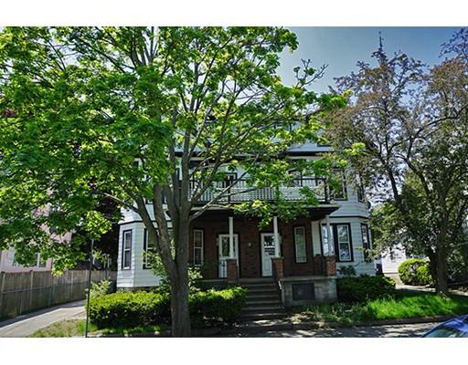 Casa Unifamiliar por un Alquiler en 161 Brown Street Waltham, Massachusetts 02453 Estados Unidos