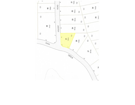 Land for Sale at 553 Holiday Ashburnham, Massachusetts 01430 United States