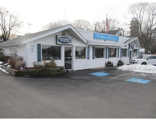 Commercial for Sale at 117 Bridge Weymouth, Massachusetts 02191 United States