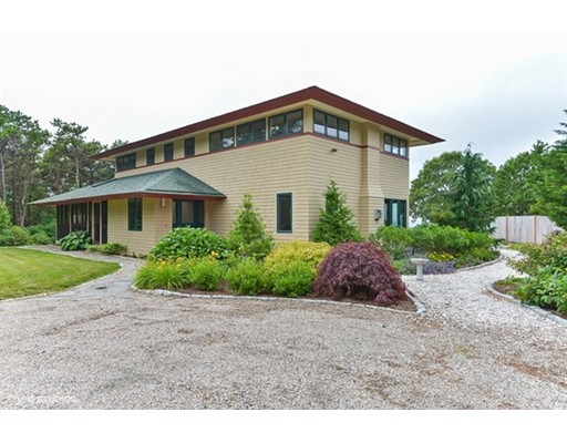 Casa Unifamiliar por un Venta en 5 Parker 5 Parker Truro, Massachusetts 02652 Estados Unidos